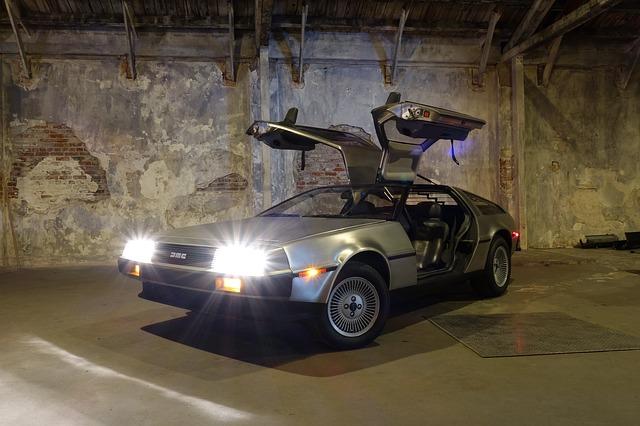 Los 5 coches más famosos de la historia del cine