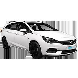 Alquilar Opel Astra en Granada
