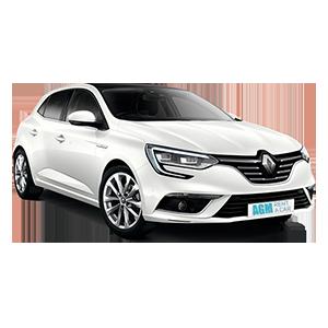 Alquilar Renault Megane en Granada