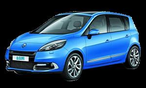 Alquilar Renault Scenic en Granada
