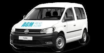 Alquilar Volkswagen Caddy en Granada